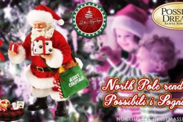 ENESCO POSSIBLE DREAMS SANTA
