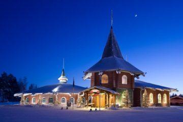 Villaggio Babbo Natale Santa Claus Rovaniemi