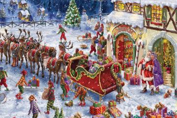 Korvatunturi Il Villaggio Segreto di Babbo Natale