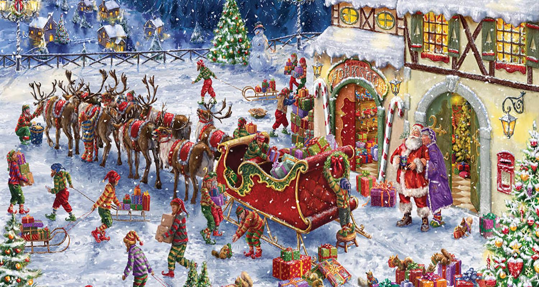 Rovaniemi Finlandia Villaggio Di Babbo Natale.Korvatunturi Il Villaggio Segreto Di Babbo Natale Village Christmas Love