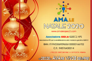 Natale 2020 Associazione Ama.le IQSEC2