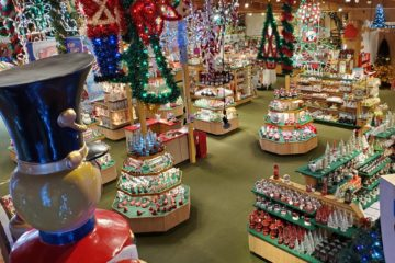 Viaggio nel Bronner's Christmas Wonderland