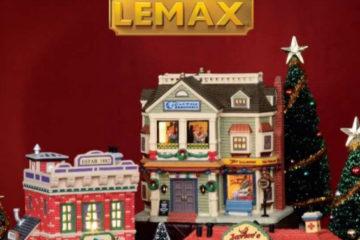 Lemax Catalogo Completo 2011