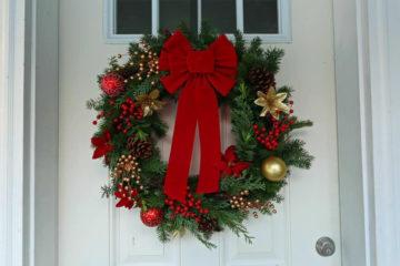Come Realizzare un Ghirlanda di Natale
