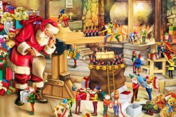 Gli Elfi, Fedeli Aiutanti di Babbo Natale
