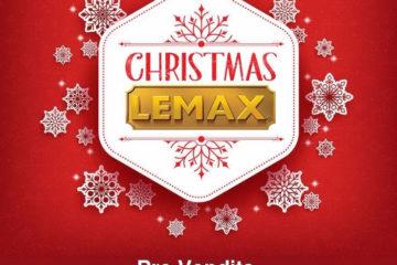 Codice Sconto Prevendita Lemax 2018