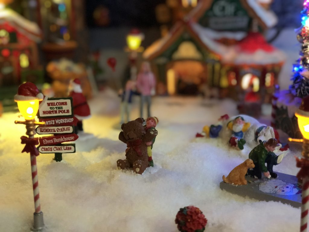 Villaggio Lemax Santa's Wonderland