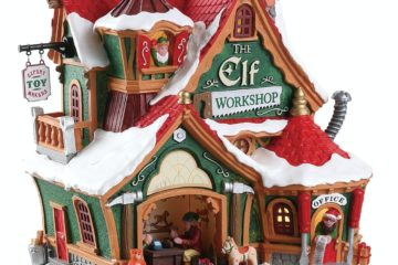 Lemax 75291 The Elf Workshop