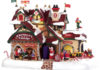 Lemax Kringle's Cottage Santa Wonderland