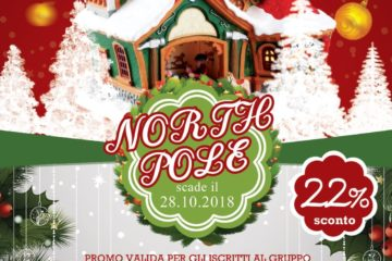 Codice Sconto Lemax North Pole Christmas Shop