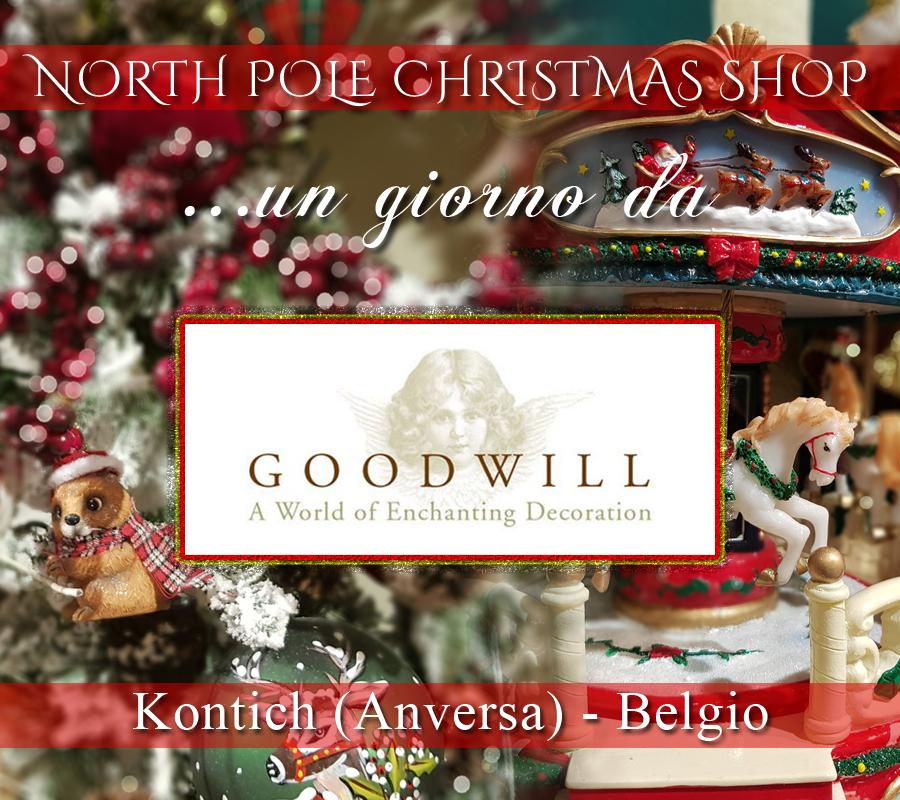 Addobbi Natalizi Goodwill.Viaggio Presso Lo Showroom Goodwill Village Christmas Love