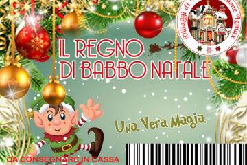 Raduno Villaggi di Natale Passione Lemax – Il Regno di Babbo Natale Vetralla