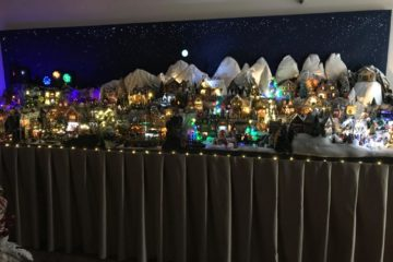 Deborah Zordan Vincitrice del Holiday Contest 2018 Lemax