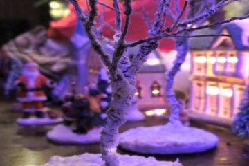 Tutorial Alberi in Miniatura Villaggio di Natale