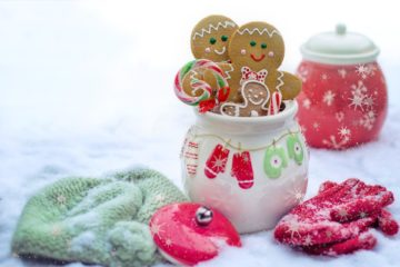 Ricetta Biscotti Pan di Zenzero – Gingerbread