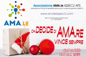 Regali di Natale Associazione Ama.le Iqsec2
