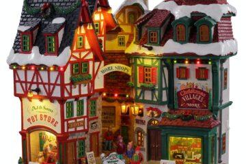 New Lemax 2021 – Christmas City