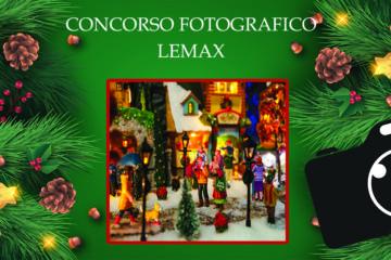 Concorso Fotografico Lemax