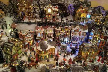 Il Villaggio Lemax di Claudia Contarino