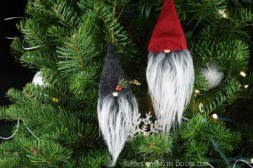 Idee Natale Decorazioni Gnomi Svedesi