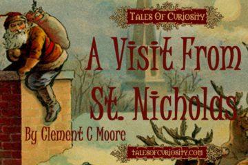 A Visit from St. Nicholas – La Poesia di Natale più Amata