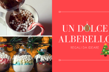 Idea Natale Dolce Alberello