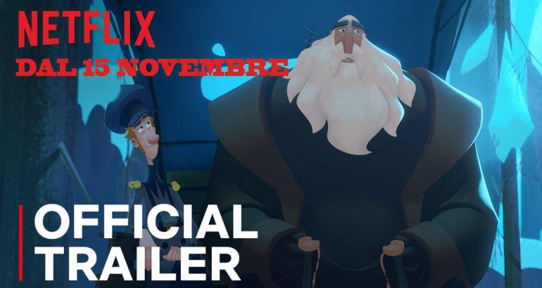 Netflix – Klaus I Segreti del Natale