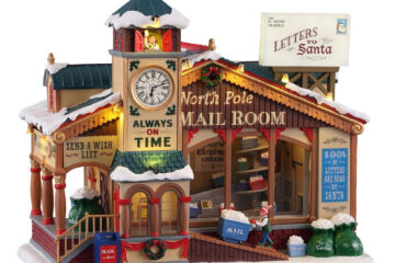 New Lemax 2021 – North Pole Mail Room