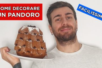 Natale Come Decorare un Pandoro