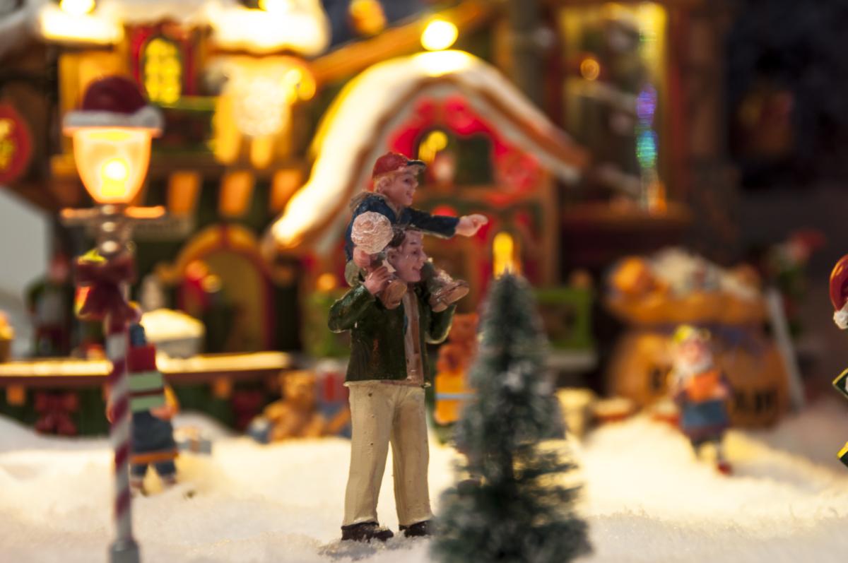 Lemax Santa's Wonderland Cristian Milia