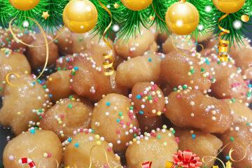 Natale Ricetta Struffoli Napoletani