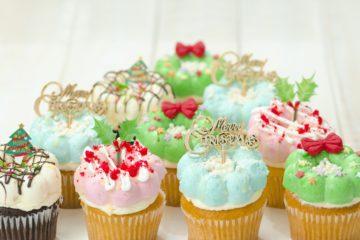 Ricetta Cupcakes Natalizi