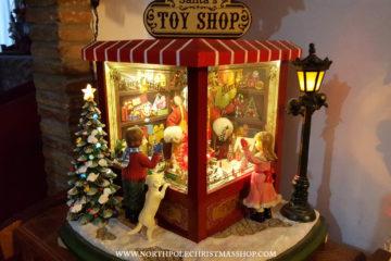 Offerta North Pole Carillons Snowglobe Natale 2018