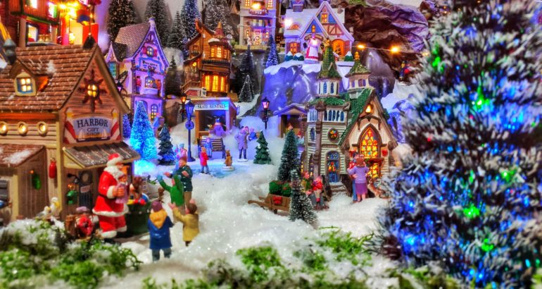 Un Villaggio di Natale per Ama.le